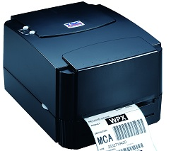 TSC-TTP-243E Pro - 203 dpi - 3 ips - Barcode Printer Series